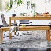 west elm Boerum Dining Bench - Solid European Oak