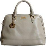 Versace Women's Leather Satchel Handbag Bag