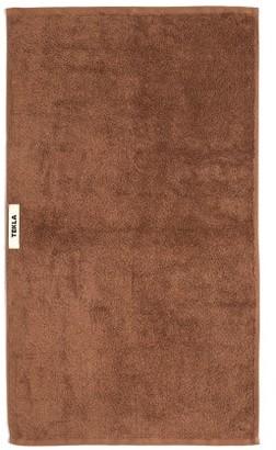 Tekla - Organic-cotton Hand Towel - Brown