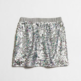 J.Crew Factory Girls' sequin skirt