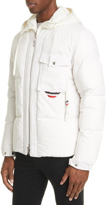 MONCLER GENIUS 2 Moncler 1952 Convertible Hooded Nylon Puffer Coat
