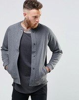 Lee Bonded Sweat Bomber Jacket