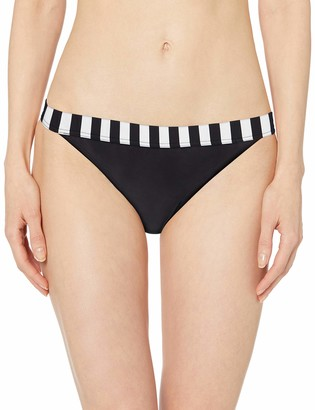 Roxy Women's Pop Surf Moderate Bikini Swimsuit Bottom