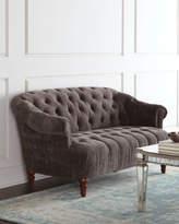 Horchow Eva Tufted Sofa