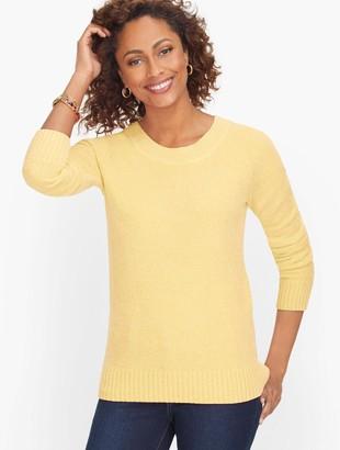 Talbots Chenille Crewneck Sweater