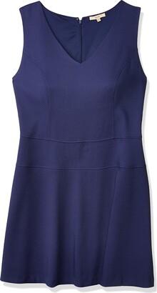 Lark & Ro Amazon Brand Women's Sleeveless Fit and Flare Dress