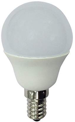 A2BC LED Lighting 554003801300 – Spherical LED Bulb 6 W Equivalent to 40 W With Warm Light