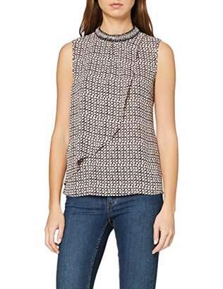 S'Oliver BLACK LABEL Women's 11.911.13.5730 Blouse,(Size: 44)