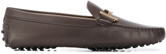 Tod's Gommini Double T loafers