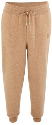 Burberry Monogram Motif Cashmere Blend Trackpants
