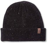 Mossimo Men's Ribbed Cuff Beanie with Neps Black One Size