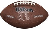 Wilson F1415 NFL MVP Leather Football, Official