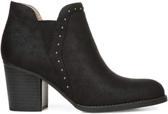 Naturalizer Studded Slip-On Booties