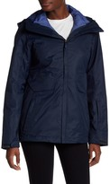 The North Face Hooded Zip Jacket