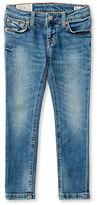Ralph Lauren Girls 2-6x Bowery Jeans