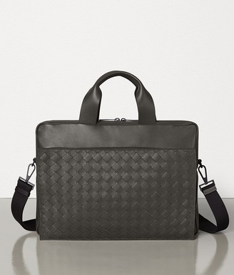 Bottega Veneta BRIEFCASE IN ULTRALIGHT LEATHER