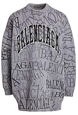 Balenciaga Men's Logo Sweatshirt