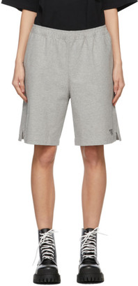 Vetements Grey Limited Edition Shorts