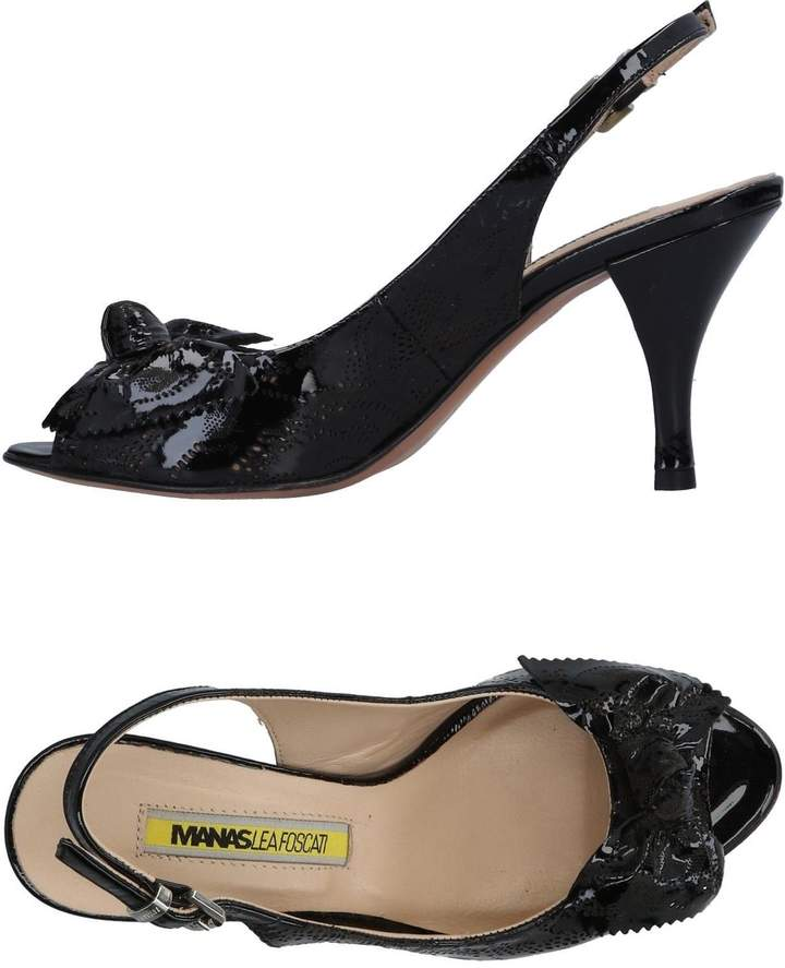 Manas Lea Foscati Sandals - Item 11497416XA