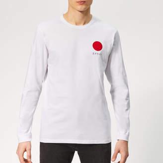Edwin Men's Japanese Sun Long Sleeve T-Shirt