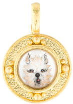 Elizabeth Locke Essex Crystal Pendant