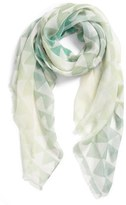 BP Triangle Print Oblong Scarf (Juniors)