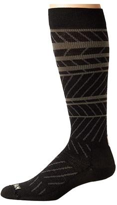 Wigwam Avondale (Black) Crew Cut Socks Shoes