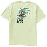Tommy Bahama Keeping It Rio Short-Sleeve Graphic Tee
