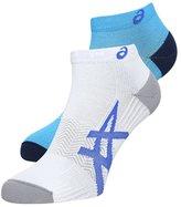 Asics 2 Pack Sports Socks Mediteran