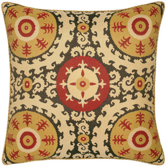 Elaine Smith Suzani Sunbrella Pillow