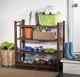 Asstd National Brand Northbeam 4-Tier Indoor/Outdoor Shoe Rack