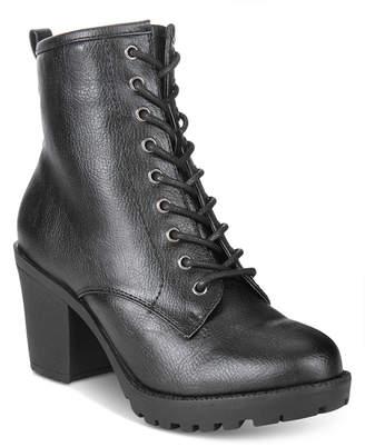 Zigi Kourtlan Lace-Up Booties Women Shoes