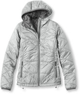 L.L. Bean PrimaLoft Packaway Hooded Jacket