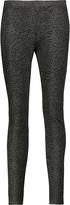 Joie Keena leopard-print ponte leggings