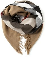 Burberry 'House Check' scarf - women - Merino - One Size