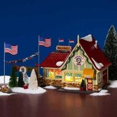 D.E.P.T 56 - Snow Village - Friendly Used Car Sales 55340 by Department 56 - 55340