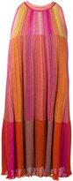 M Missoni Geranio dress - women - Polyester/Viscose/Metallic Fibre/Polyimide - 40