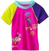 Speedo Girls' UV Sun Shirt (2T6yrs) - 8126418