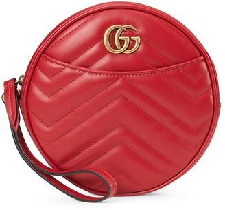 Gucci GG Marmont zip-around wallet