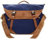 Timbuk2 Bici Indigo Leather Trimmed Messenger Bag