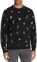 Eleven Paris Famichar Graphic Sweatshirt