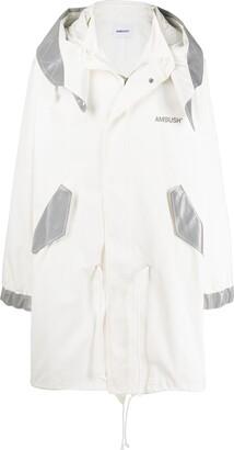 Ambush Mod Style Parka Coat