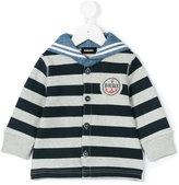 Diesel striped hoodie