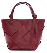 Thumbnail for your product : Etienne Aigner Ella Small Woven Satchel