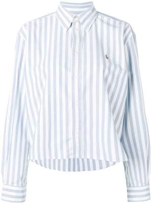 Polo Ralph Lauren striped long-sleeve shirt