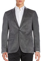 Laboratory Lt Man Printed Two-Button Jacket