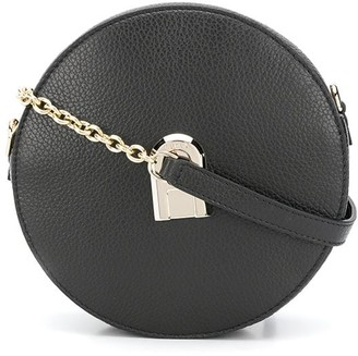Furla Sleek round cross body bag