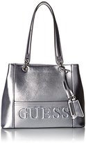 GUESS Kamryn Metallic Shopper