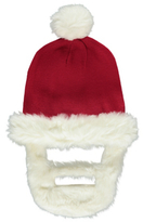 George Father Christmas Hat with Beard