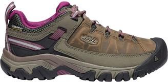 Keen Targhee III Waterproof Hiking Shoe - Women's